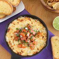 Asiago Crab and Artichoke Dip