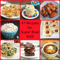 47 Recipes for Super Bowl XLVII