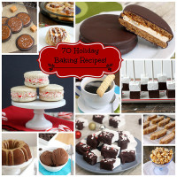 70 Holiday Baking Recipes!