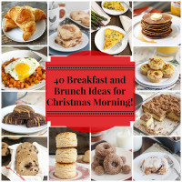 40 Breakfast and Brunch Recipes for Christmas Morning