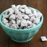 Nutella Mocha Muddy Buddies