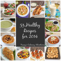 53 Healthy Recipes for 2014