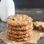 My Favorite Oatmeal Raisin Cookies